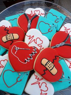Broken heart   Heart surgery   med cookies