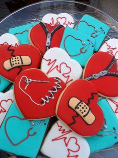 Broken heart | Heart surgery | med cookies