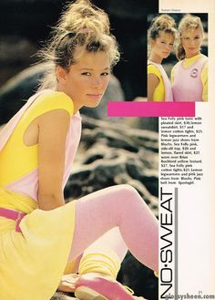 Dolly Magazine May 1983. Had this picture on one of my school books. I was so cool.