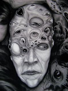 The Illustrations of Jason Stewart tendencia abstracta