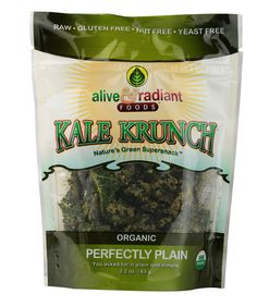 kale krunch I love these!