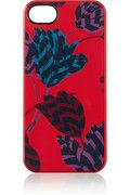 Marc by Marc Jacobs | Mareika Tulip printed iPhone 5 cover | NET-A-PORTER.COM