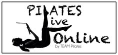 www.pilates-liveonline.com Live interactive Pilates, Barre and Yoga classes online!