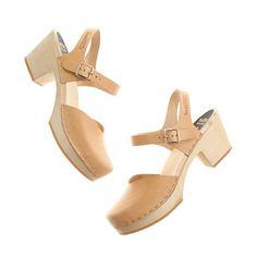 Madewell - Swedish Hasbeens® Clog Sandals