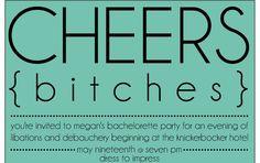funny wedding invitations pre wedding invites bachelorette party