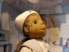 Robert the Doll in Key West FL!   MUST READ! Haunted Journeys - 5 of the Most Haunted in Florida USA: Haunts of the Sunshine State!