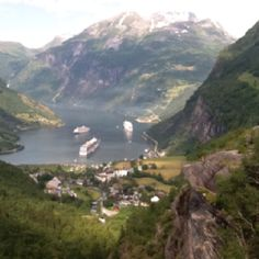 Norway is such a beautiful country!!