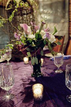 Shabby chic wedding (Christi Falls Photography)