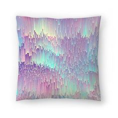 East Urban Home Decorative Pillow – Designed by Emanuela Carratoni for our exclusive collection of decorative throw pillows and accent cushions. Girls Bedroom, Bedroom Decor, Bedroom Ideas, Bedrooms, Bedroom Themes, Dream Bedroom, Throw Cushions, Decorative Throw Pillows, Mermaid Room Decor