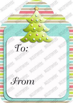 CHRISTMAS TAG - ebay bgsleftovers