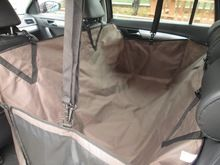 Auto Bench Hond reizen items cover hond voor backseat(China (Mainland))