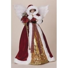 Religious & Inspirational, Christmas Décor, Angel Treetoppers, Tree Topper, 24'