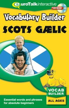 Vocabulary Builder Scots Gaelic: Language fun for all the family - All Ages (PC/Mac) - http://www.cheaptohome.co.uk/vocabulary-builder-scots-gaelic-language-fun-for-all-the-family-all-ages-pcmac/