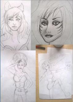 Oh look! CONCEPT IDEAS! by FemeItaly.deviantart.com on @DeviantArt