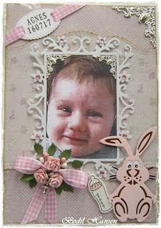 Bodil Hansen: Er dåbskort