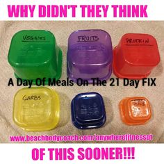 Flipagram - A Day Of Meals On The 21 Day FIX #21dayfix  Music: Pharrell Williams - Pharrell Williams - Happy