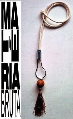 MATÉRIA BRUTA  DIY JEWELLERY