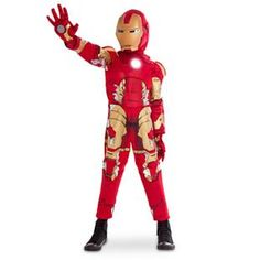 Iron Man Costume for Kids - Marvel's Avengers: Age of Ultron