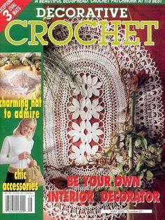 Decorative Crochet Magazines 51 - Gitte Andersen - Álbuns da web do Picasa