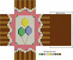 Birthday Needlepoint Pattern - Instructions for Birthday Needlepoint Pattern