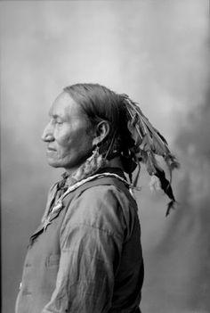 Black Horse – Arapaho – 1898