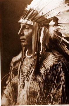 White Shield - Arikara Nation - 1908