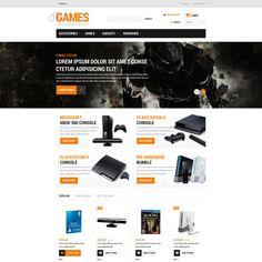 Gaming Board Responsive PrestaShop Theme
