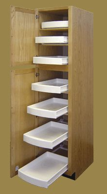 Visit pulloutkitchendrawers.com to buy amazing kitchen drawers and make the most efficient use of your kitchen cabinets.
