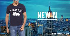 Shop for latest T shirts for men's at Yonkersnyc.com