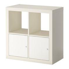 EXPEDIT Opbergcombinatie - wit/wit - IKEA