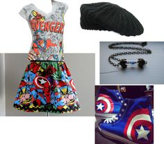 """Casual Nerdy Outfit."" by jessi-gillingham on Polyvore"