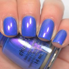 China Glaze - Come Rain or Shine - House of Colour collection for Spring 2016