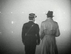 """""""I think this the beginning of a beautiful friendship""""--Probably one of the most famous movies ever --Casablanca (1942)"""