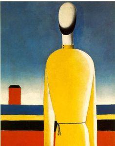 Kasimir Malevich (Russian, 1879-1935)