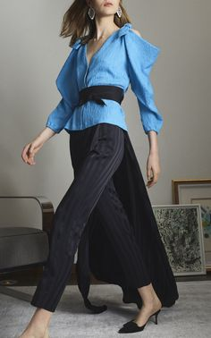 hellessy-r19/ocean-drive-button-front-blouse