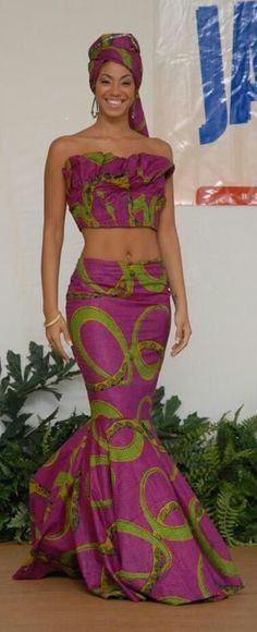 Trendy clothing on traditional african fashion 219 African Dresses For Women, African Print Dresses, African Print Fashion, Africa Fashion, African Attire, African Wear, African Women, African Prints, African Outfits