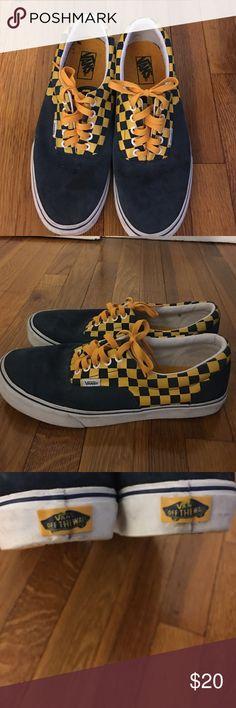 vans windbreaker yellow