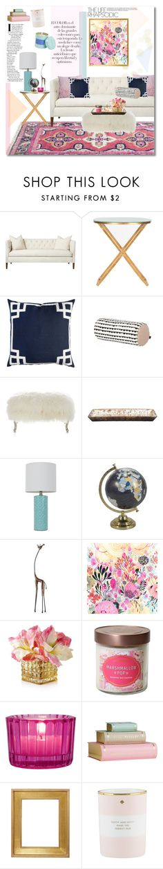 """Rhapsodic Life"" by katrinaalice ❤ liked on Polyvore featuring interior, interiors, interior design, maison, home decor, interior decorating, Arco, Safavieh, Rizzy Home et ferm LIVING"