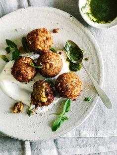 Indian Vegetable Balls | vegan | GF