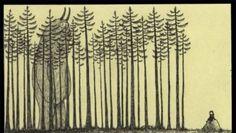 Le illustrazioni e i mostri di Don Kenn