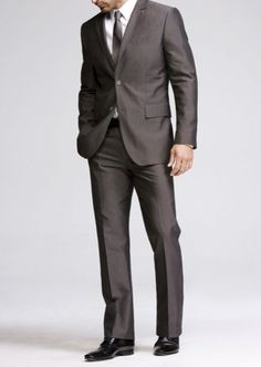 Feel comfortable in your suit so you can be comfortable in your interview!