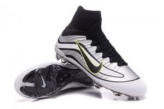 online retailer 3ca44 4e699 Nike Mercurial Superfly Heritage FG Football Boots White Soccer Boots,  Football Boots, Nike Soccer