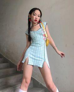 2000s Fashion, Look Fashion, Fashion Outfits, Japan Fashion, Aesthetic Fashion, Aesthetic Clothes, Pretty Outfits, Cool Outfits, Mode Streetwear