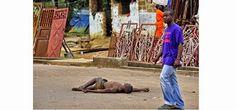 """Disso Voce Sabia?: """"Deus está zangado com a Libéria,"""" líderes religiosos locais dizem, culpando Ebola em 'homossexualismo'"""