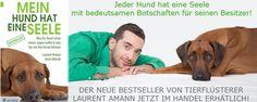 http://www.laurentamann.com/Tierflüsterer Laurent Amann