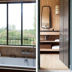 sarah lavoine sa maison de campagne en photos nature photos et salle de bains. Black Bedroom Furniture Sets. Home Design Ideas