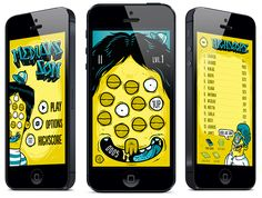 Medusa's Son - FREE iPhone Game on App Design Served