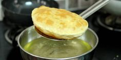bhature recipe for chole bhature bhature or bhatura recipe. instant bhature recipe without yeast. bhature goes well with amritsari chole. how to make bhature Bhatura Recipe, Dough Balls, How To Make Bread, Street Food, Baking Soda, Tasty, Cooking, Breakfast, Recipes