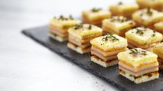 Canepes with cheese and salami Feta, Panna Cotta, Dairy, Cheese, Cooking, Ethnic Recipes, Gourmet, New Years Eve, Kitchen