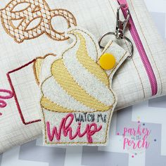 Digital Download- Magical Snacks- Whip Cup Snaptab